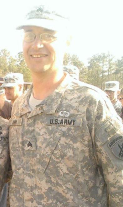 Sgt. Ethan Hahn